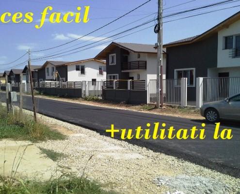 Imobiliare Comuna Berceni Bucuresti- comision 0%