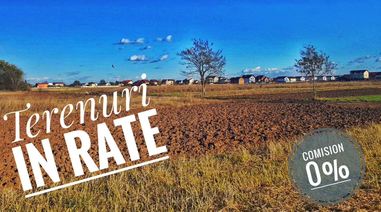 Imobiliare comuna Berceni - Vanzare teren in Rate - Vanzare Casa la cheie